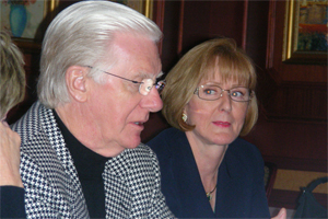 Bob Proctor and Florence Rickards 300x200