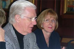Bob Proctor and Florence Rickards 300x200