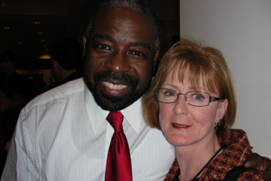 Florence & Les Brown 300x200