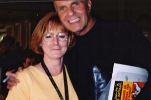 Florence Rickards & Wayne Dyer 300x200