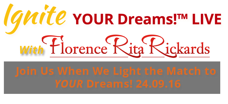 Ignite your dreams text